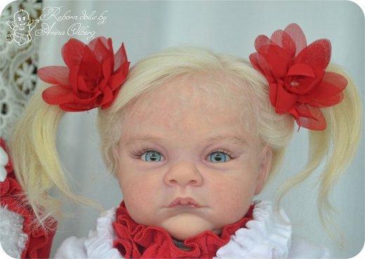 """Здравствуйте,девочки-мастерицы! Вот и """"родились"""" у меня новенькие куклята, братик и сестрёнка Тимофей и Таисия. Крупные детки, по 67 см, вес 2,5 кг. фото 23"""