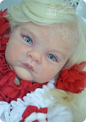 """Здравствуйте,девочки-мастерицы! Вот и """"родились"""" у меня новенькие куклята, братик и сестрёнка Тимофей и Таисия. Крупные детки, по 67 см, вес 2,5 кг. фото 7"""