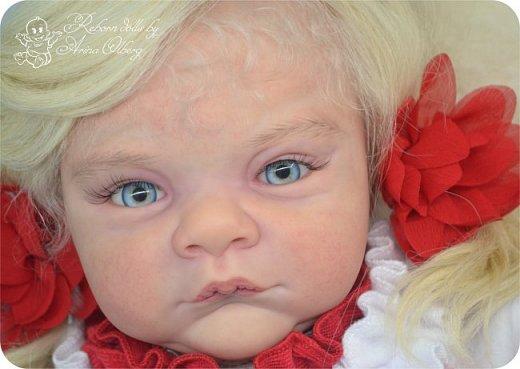"""Здравствуйте,девочки-мастерицы! Вот и """"родились"""" у меня новенькие куклята, братик и сестрёнка Тимофей и Таисия. Крупные детки, по 67 см, вес 2,5 кг. фото 8"""