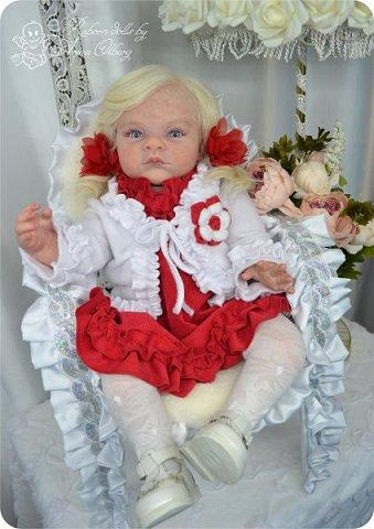 """Здравствуйте,девочки-мастерицы! Вот и """"родились"""" у меня новенькие куклята, братик и сестрёнка Тимофей и Таисия. Крупные детки, по 67 см, вес 2,5 кг. фото 12"""