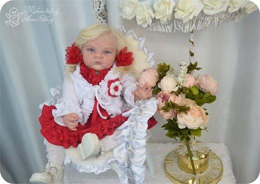 """Здравствуйте,девочки-мастерицы! Вот и """"родились"""" у меня новенькие куклята, братик и сестрёнка Тимофей и Таисия. Крупные детки, по 67 см, вес 2,5 кг. фото 13"""