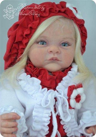 """Здравствуйте,девочки-мастерицы! Вот и """"родились"""" у меня новенькие куклята, братик и сестрёнка Тимофей и Таисия. Крупные детки, по 67 см, вес 2,5 кг. фото 18"""