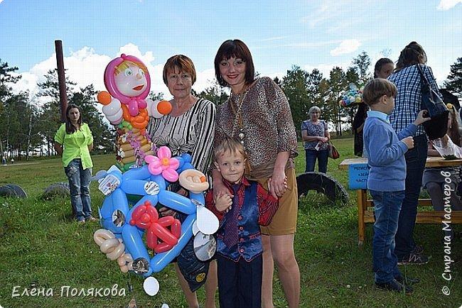 В начале сентября наш город праздновал 137-й день рождения! И в честь этого в городском парке объявили шоу зонтиков, мы же ну никак не могли обойти стороной это мероприятие :)) фото 19