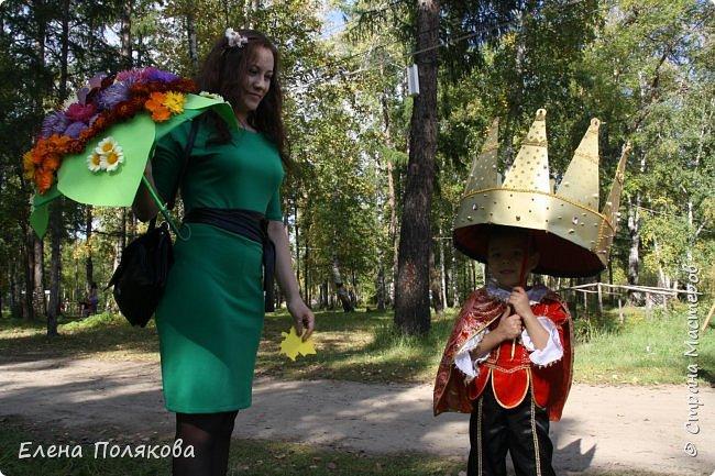 В начале сентября наш город праздновал 137-й день рождения! И в честь этого в городском парке объявили шоу зонтиков, мы же ну никак не могли обойти стороной это мероприятие :)) фото 20