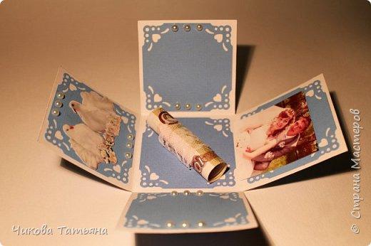 Всем доброе время суток! Выставляю свои первые меджик-боксы! В свадебной тематике!))))))) Один на заказ и два, чтобы были.  фото 5