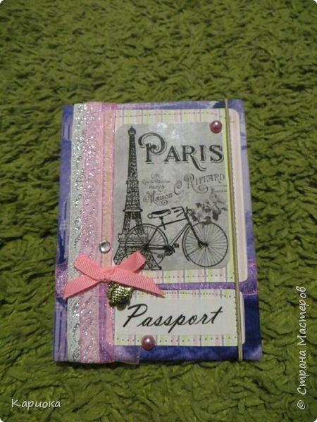 Добрый день СМ!! Как же я соскучилась по СМ пока не было интернета))  За это время решила сделать несколько обложичек на паспорт для себя и подруг. Вот что получилось) Эту оставила себе)) фото 10