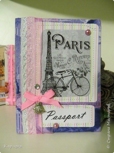 Добрый день СМ!! Как же я соскучилась по СМ пока не было интернета))  За это время решила сделать несколько обложичек на паспорт для себя и подруг. Вот что получилось) Эту оставила себе)) фото 4