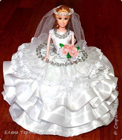 кукла-шкатулка высота 30 см ширина 90 см фото 1