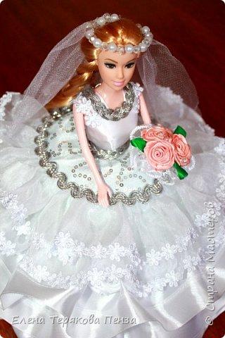 кукла-шкатулка высота 30 см ширина 90 см фото 5