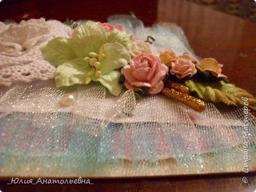 Свадебная открытка фото 2