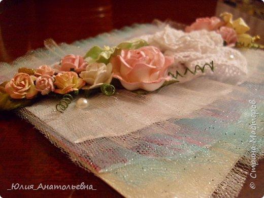 Свадебная открытка фото 3