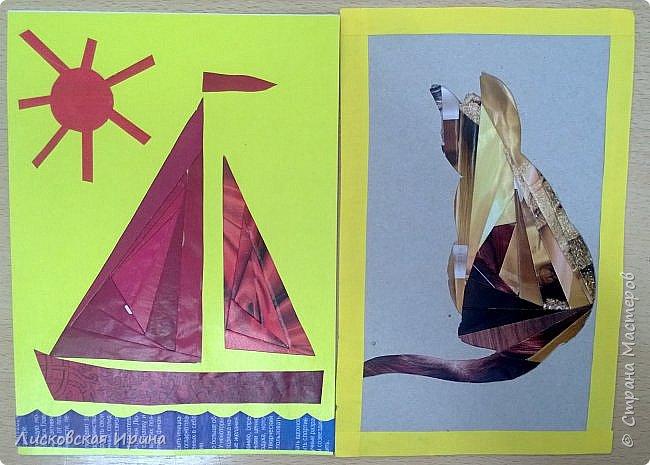 Несколько работ моих и моих учеников. фото 2