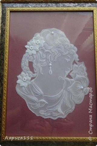Парчмент-крафт, королевское кружево фото 5