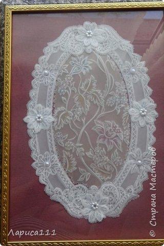 Парчмент-крафт, королевское кружево фото 6