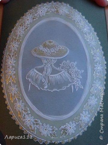 Парчмент-крафт, королевское кружево фото 7