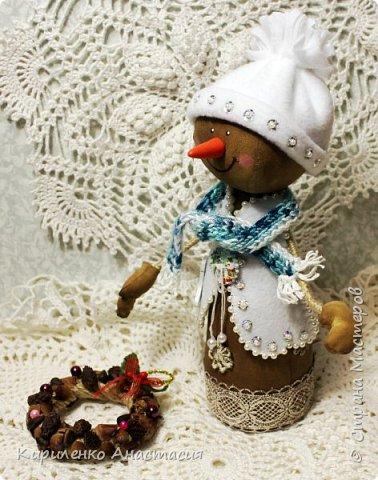 Добрый вечер! Еще немного игрушек в форме моего любимого домика, эти игрушки шились в прошлом году, но я их не выставляла. фото 6