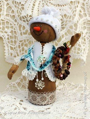 Добрый вечер! Еще немного игрушек в форме моего любимого домика, эти игрушки шились в прошлом году, но я их не выставляла. фото 4