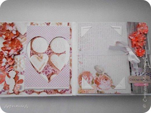 Альбом в подарок тете на свадьбу фото 2