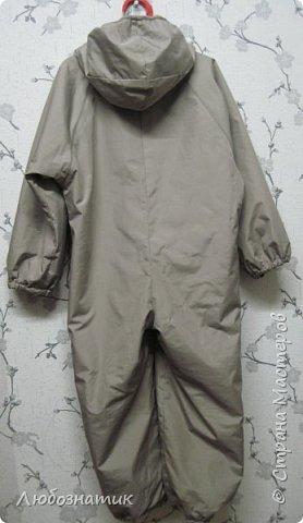 """Здравствуйте! За два не полных дня пришлось срочно сшить сыну вот такую  куртку.  Куртка трехслойная (плащевка, синтепон-подкладка и двухсторонний флис), молния трактор длиной 45 см. Специально была приклеена термоаппликация  из любимого мультфильма """"Тачки"""".  Выкройку взяла из журнала Бурда детская мода 2012 года (мод. 602, размер 116). Шьётся быстро.  фото 5"""