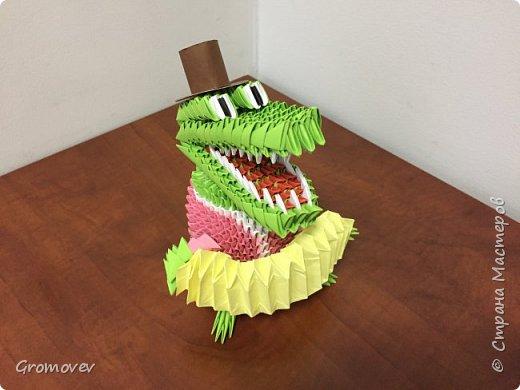 Крокодил Гена фото 1