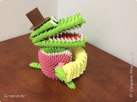 Крокодил Гена фото 2