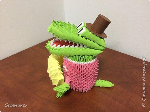 Крокодил Гена фото 4