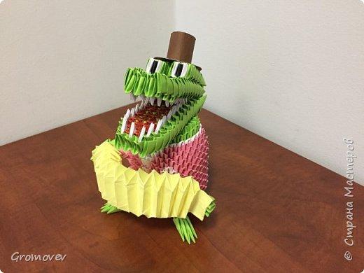 Крокодил Гена фото 5