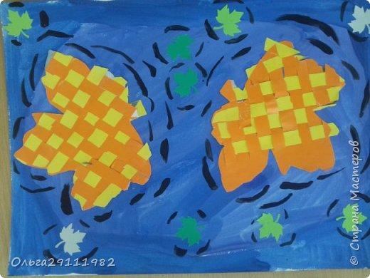 Осенние листья фото 2