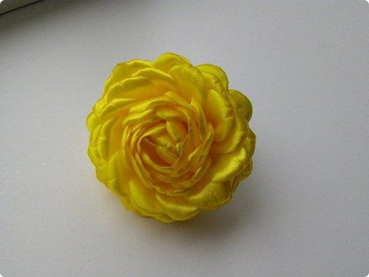 Увидела этот цветок в мастер-классе Сестричек ЕМ, купила все необходимое и вот что у меня получилось фото 3