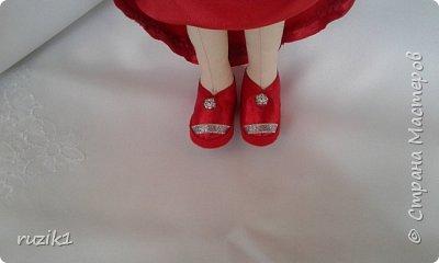 Кукла в национальном костюме фото 4