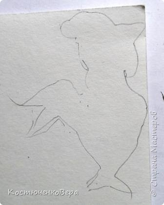 Давайте сделаем петушка! Он будет подарком к Новому году. Вдохновитель - Пустельга - славная мастерица http://stranamasterov.ru/node/96748 фото 30