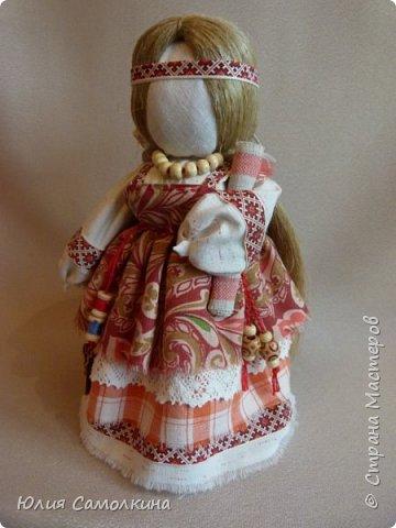 Кукла-оберег Макошь фото 2