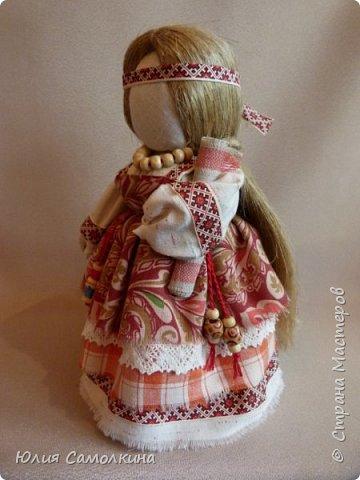 Кукла-оберег Макошь фото 4