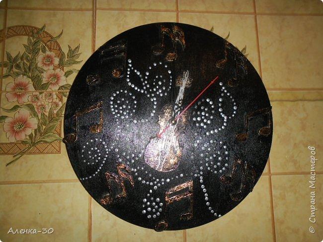 Часы Мелодия на кухню