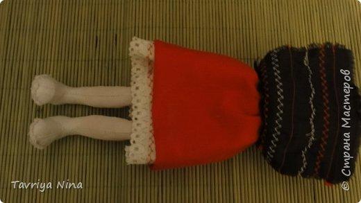 Для этой куклы я сделала два варианта головы,т.к. первый не соответствовал ей по размерам туловища.  фото 3