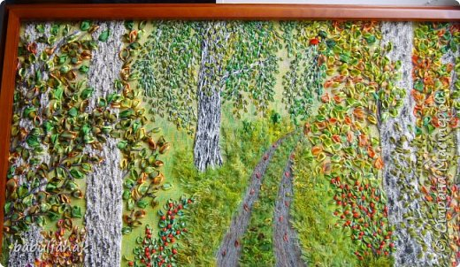 Осень в берёзовой роще. фото 4