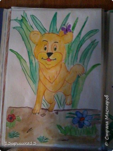 Решила показать свои старые рисунки которые рисовала лет 5 назад фото 5
