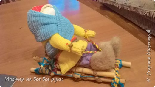 Валенки для куклы фото 3