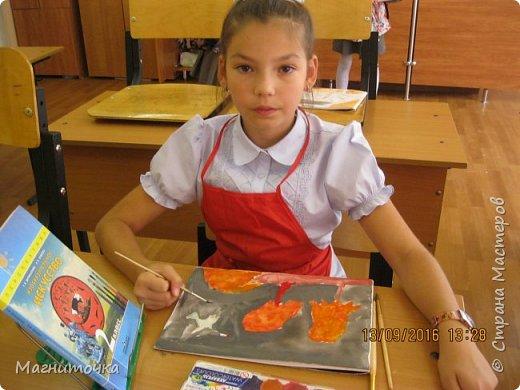 """Работа Гуриной Анастасии """"Краски осени"""" фото 7"""