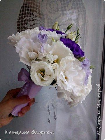 Свадебные букеты (мои работы) фото 11