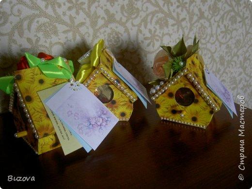 К празднику появились очередные подарочки - конфетницы.  фото 1