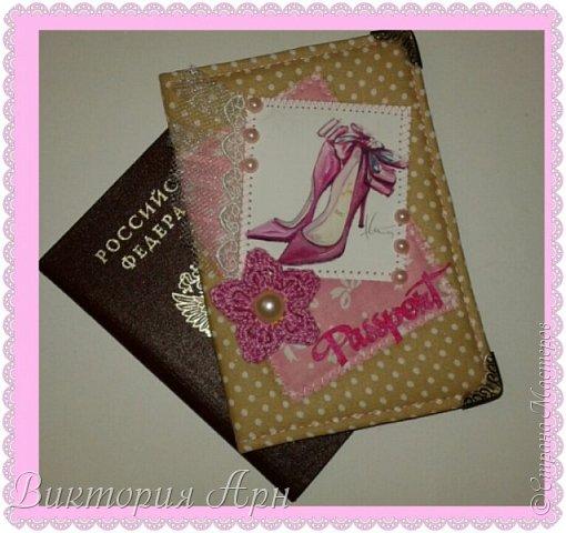 Мужская. ,скорее даже молодежная обложка на паспорт, для юноши мама и приобрела.  фото 6