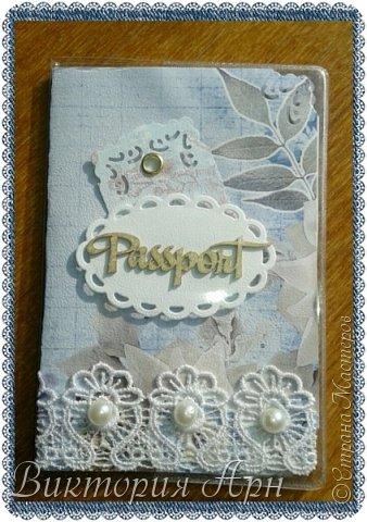 Мужская. ,скорее даже молодежная обложка на паспорт, для юноши мама и приобрела.  фото 5