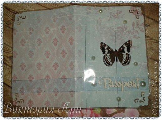 Мужская. ,скорее даже молодежная обложка на паспорт, для юноши мама и приобрела.  фото 4