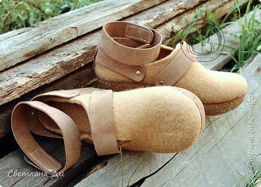 Валенки и другие изделия из войлока) Теплые вещи для холодной погоды)