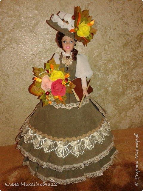 """Подарки на День Учителя . Кукла - шкатулка и просто шкатулка с символом """" Скрипичный ключ"""" фото 2"""