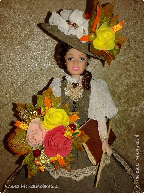 """Подарки на День Учителя . Кукла - шкатулка и просто шкатулка с символом """" Скрипичный ключ"""" фото 3"""