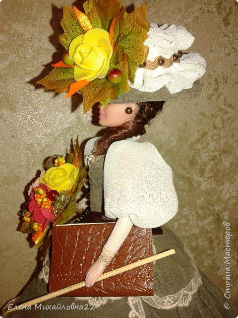 """Подарки на День Учителя . Кукла - шкатулка и просто шкатулка с символом """" Скрипичный ключ"""" фото 11"""