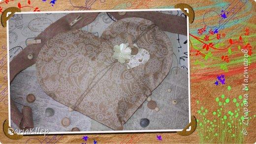 Креативная упаковка подарка. Объемное надувное Сердце из бумаги. фото 1