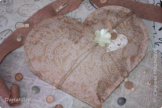 Креативная упаковка подарка. Объемное надувное Сердце из бумаги. фото 2